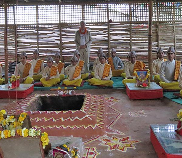 Ausbildung Vedischer Pandits