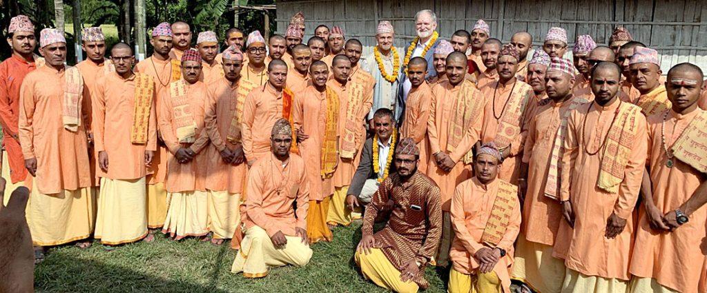 Maharishi Vedic Pandits in Jhapa