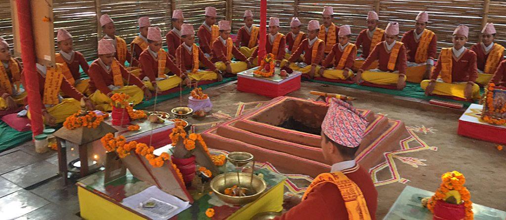 Rudra Bishek Friedens-Yagya